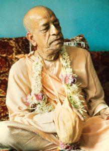 А.Ч. Бхактиведанта Свами Прабхупада